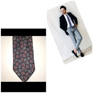 Fratelli Paisley Navy and Red